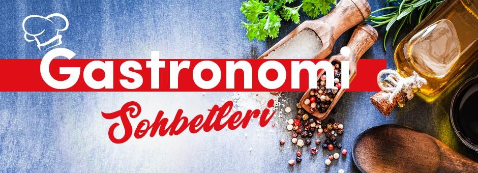 Gastronomi Sohbetleri cumartesi 16:40'da NTVRadyo'da